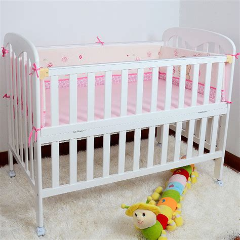 Quality Cribs by Wooden Baby Bed High Quality 120 65cm Crib For Children