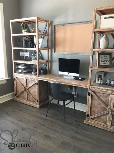 best 25 diy computer desk ideas on diy office