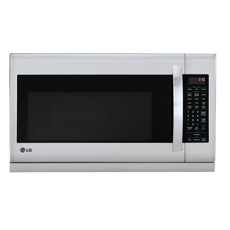 lg electronics 2 2 cu ft the range microwave in