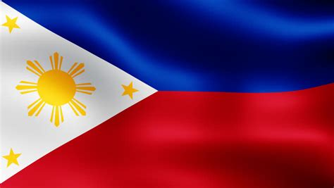 17 philippine flag designs 16 philippines up waving flag hd loop stock footage
