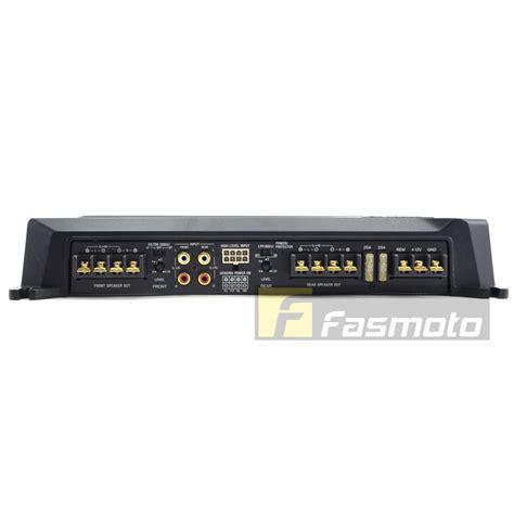 4 Channel Stereo Lifier Sony Xm N1004 Power 4ch sony xm n1004 4 3 2 channel stereo car lifier 60w rms x 4 at 4 ohms malaysia