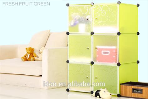 living room cubes living room easy assemble pp plastic cabinets furniture 6