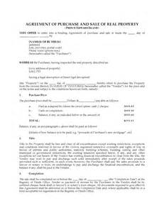 Sale And Purchase Agreement Template doc 460595 purchase and sale agreement template