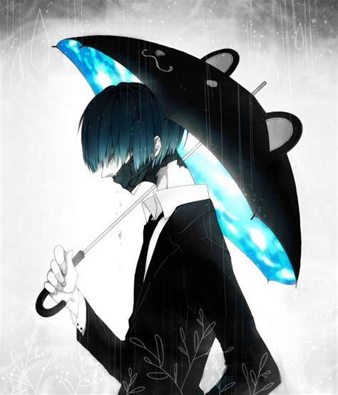 Anime Umbrella by Anime With An Awesome Umbrella Me Anime Boy