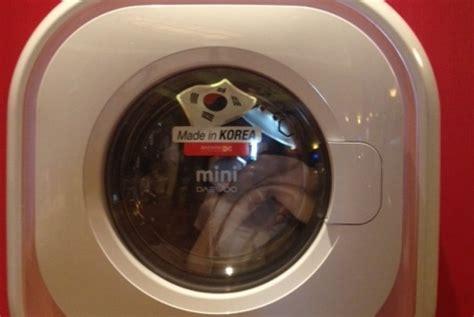Mesin Cuci Mini mesin cuci nempel di dinding republika