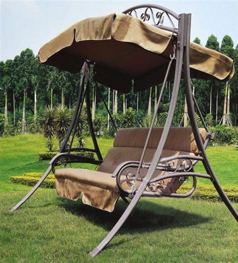 covered patio swing covered swings outdoors outdoor swing sofa swing with