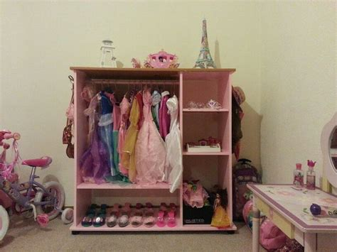 Princess Closet by Princess Dress Up Closet From Tv Stand For