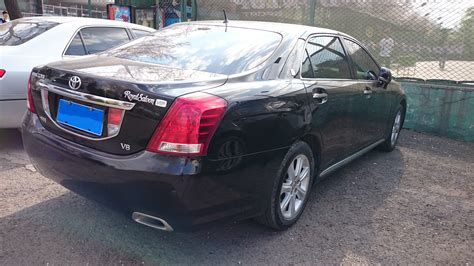 Is Toyota From Japan Or China File Toyota Crown Royalsaloon Vip V8 China Jpg