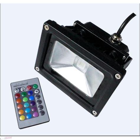 strahler led led strahler 10 watt rgb geh 228 use schwarz 49 76 chf