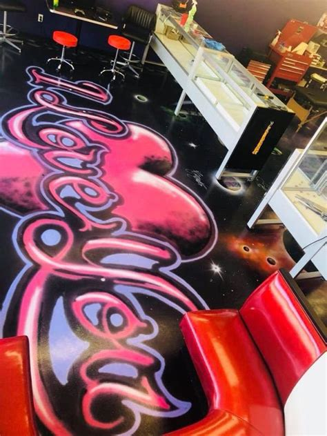 tattoo parlor hickory nc tattoo shop floor is out of this world news