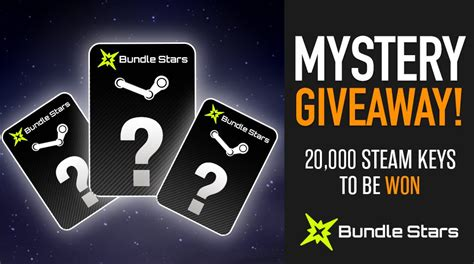 Steam Keys Giveaway - 20000 mystery steam keys giveaway indie game bundles