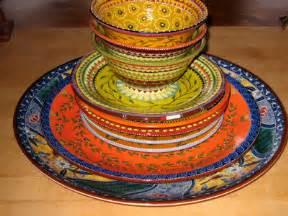 Tuscan Vases Schehera Van Dyk Ceramic Dinnerware