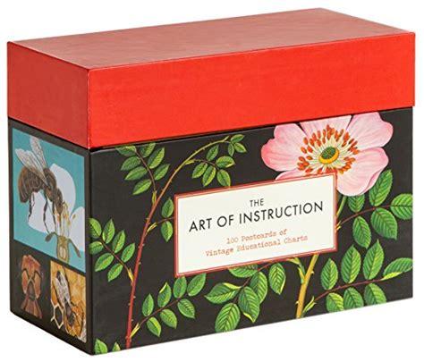 the art of instruction 1452105952 the art of instruction postcards 100 postcards of vintage educational charts association for