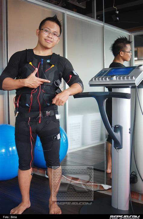 Alat Ems Fitness Cukup 20 Menit Mewujudkan Tubuh Bugar Dengan Ems Reps