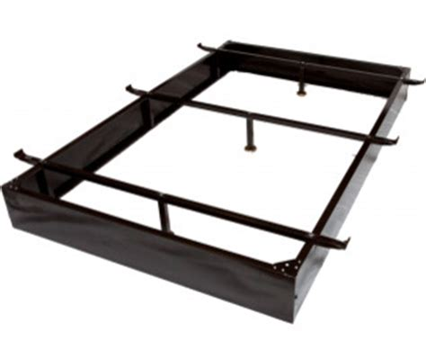Hotel Bed Frames Bed Frame Size Metal Bed Base 7 1 2 Quot Transitional Bed Frames Other Metro By