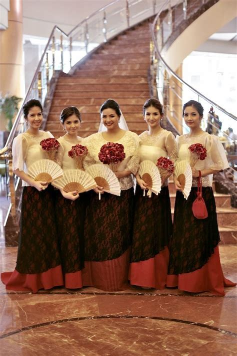81 best Contemporary Filipiniana images on Pinterest