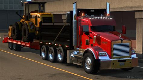 kenworth chassis kenworth t800 2016 edit v 2 0 american truck simulator mods