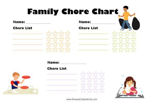 potty calendar free family chore chart