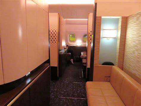 etihad first apartment etihad airbus a380 first class apartment review london to