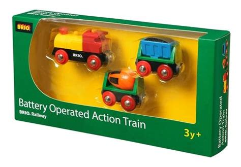 battery operated brio train brio battery operated action train 33535 table mountain toys