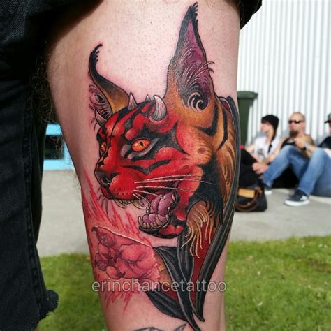 sith tattoo erinchance darth lynx lynx wars animals darth maul