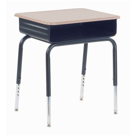 785 Series Metal Book Box Student Desk Metal Student Desk