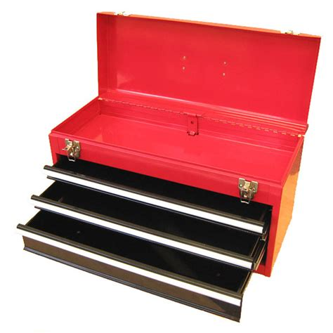 portable tool chest with drawers excel 21 in portable tool box with 3 drawers