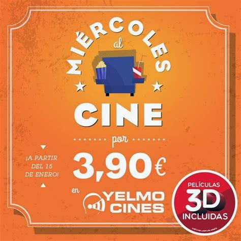 comprar entradas cine yelmo entradas de cine por s 243 lo 3 90 euros de opcionis