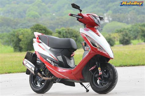 Lu Projie Gt 125 夯車分享 休閒買菜風 sym gt 125 motobuy