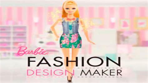 barbie fashion design maker youtube barbie barbie fashion design maker english episode