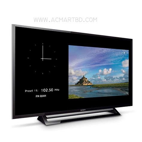 Led Tv Sony sony bravia r472b 48 inch led tv price in bangladesh ac mart bd