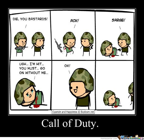 Funny Call Of Duty Memes - call of duty by christian meme center
