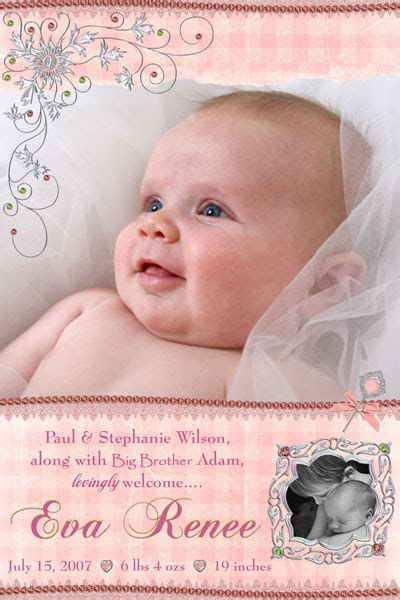 happily after designs stylish and affordable photo birth happily after designs stylish and affordable photo birth announcements