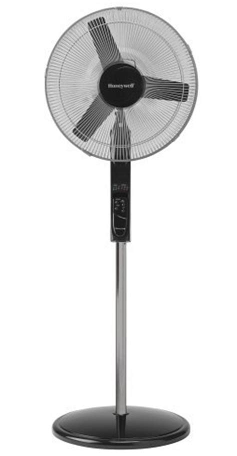honeywell stand up fan honeywell hfs641p 16 stand fan w remote