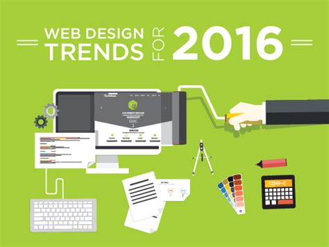 new web design trends 2017 web design trends 2016 web design articles desartlab