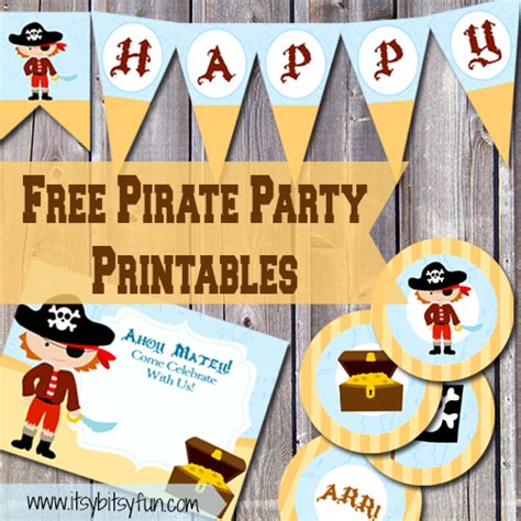 printable birthday party cards invitations  kids