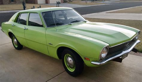 lean green machine 1971 ford maverick