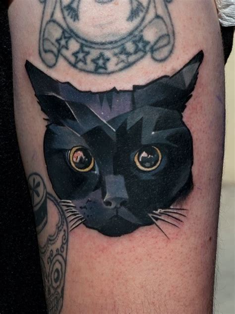 cat face tattoo best 25 cat tattoos ideas on small