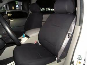 Car Seat Cover For Honda Pilot 2010 Honda Pilot Neoprene Custom Seat Cover