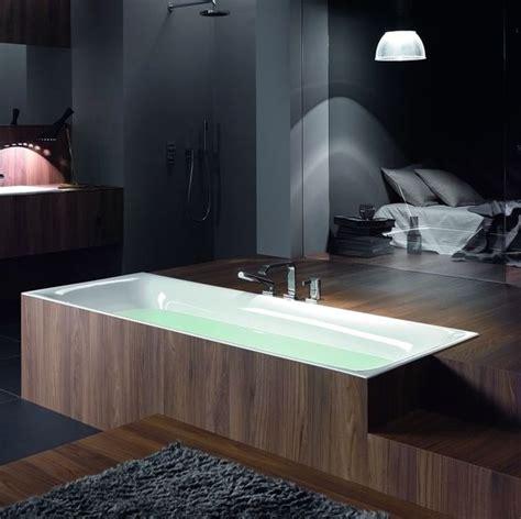 bettelux baignoire en acier titane vitrifi 233 encastrable