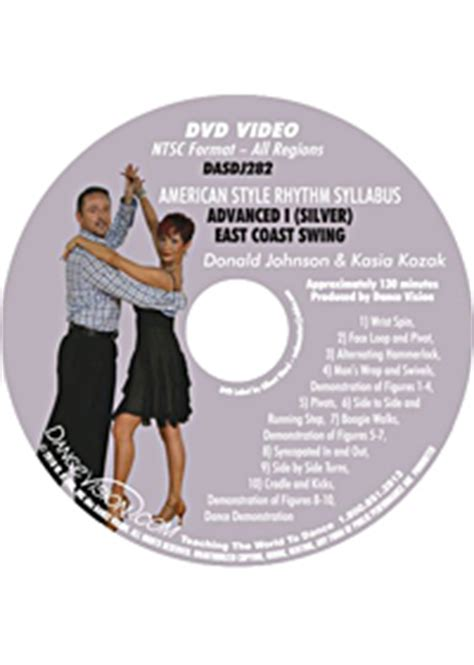 east coast swing video clips american style rhythm silver east coast swing dasdj282