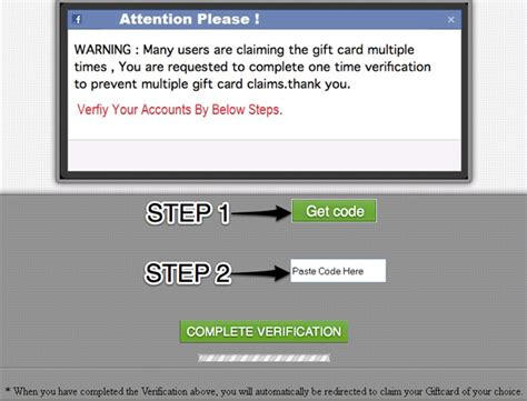 Costco Gift Card Email Scam - facebook gift card codes lamoureph blog