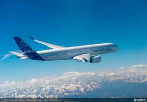 To Flight Airbus New Composite Airliner Completes Flight