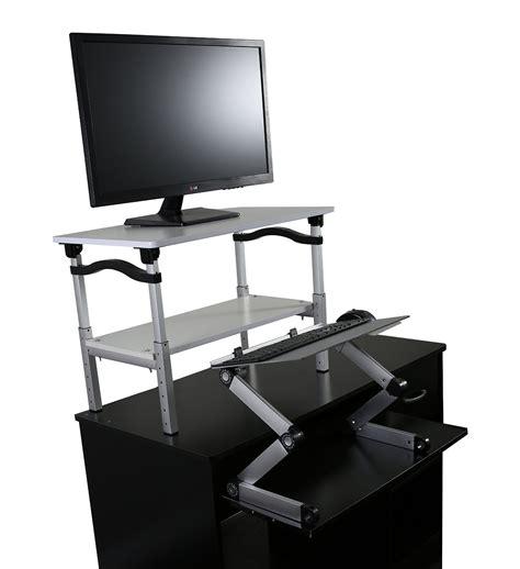 6 Best Ergonomic Standing Desks For Your Home Or Office Ergo Standing Desk