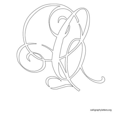 printable paper letter stencils 239 best quilling letters images on pinterest quilling