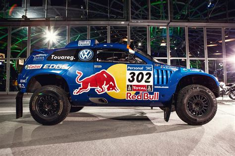 volkswagen dakar when the vw race touareg dominated dakar photo red