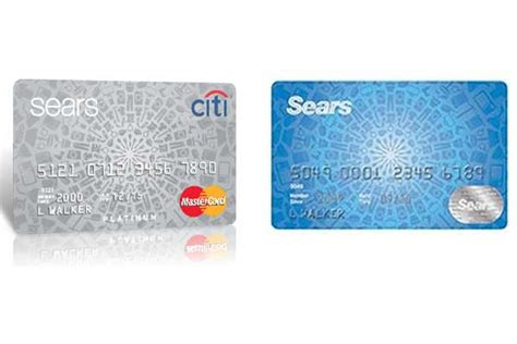 sears credit card images
