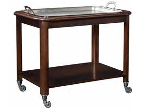 hickory chair dining room hotel trolley serving cart 5741