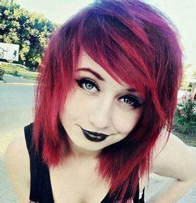 emo haircuts for round face cute emo hairstyles for girls hairstyle for women