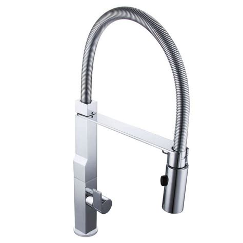 kitchen laundry pull out faucet mixer tap in chrome buy